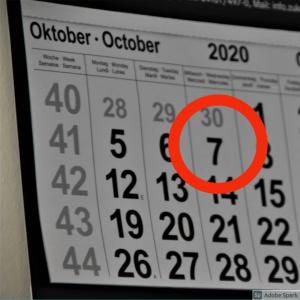 7 de octubre de 2020