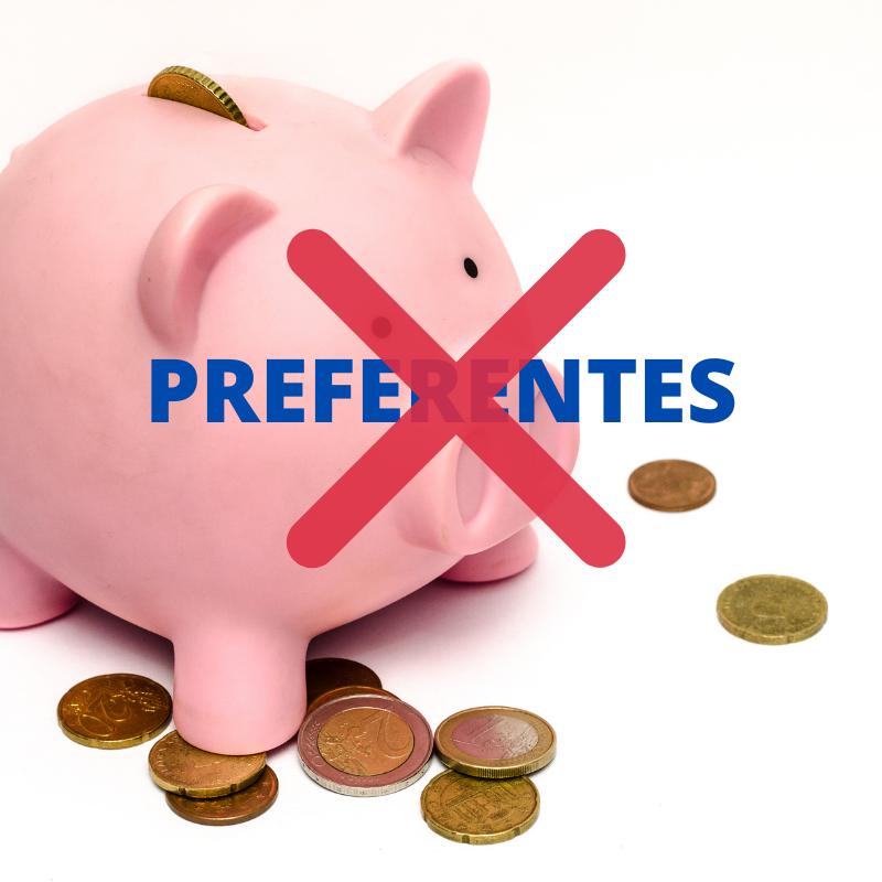 PARTICIPACIONES PREFERENTES – DEMANDE ANTES DEL 7 DE OCTUBRE DE 2020*